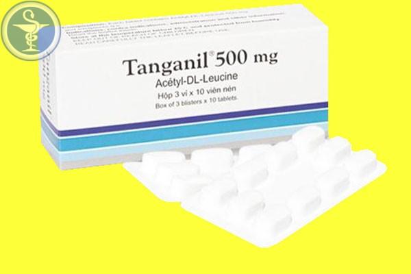 Liều dùng của Tanganil 500mg