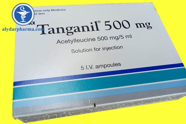Trong Tanganil còn chứa hàm lượng thuốc kháng sinh nên có tác dụng giúp làm giảm nhanh cơn đau đầu