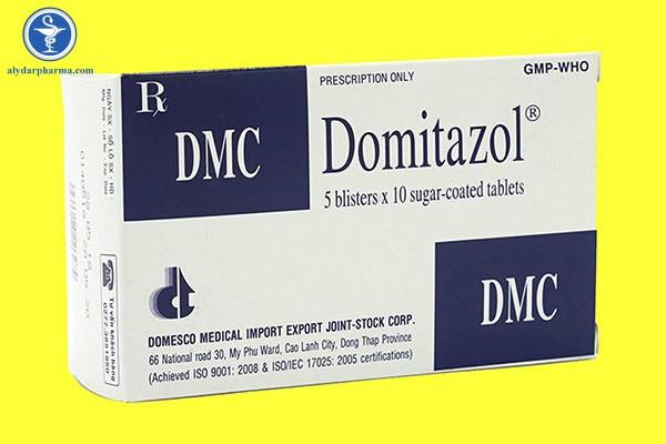 thuốc domitazol là thuốc gì