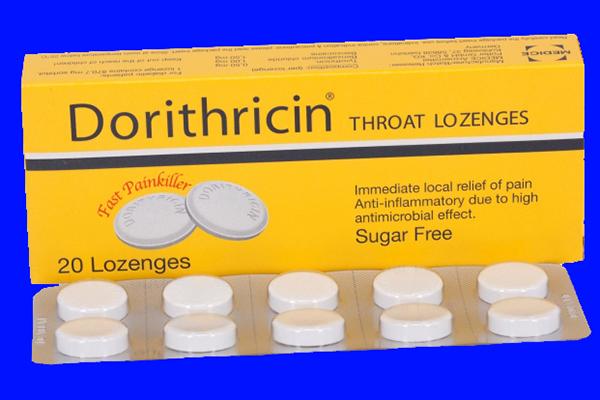 thuốc Dorithricin