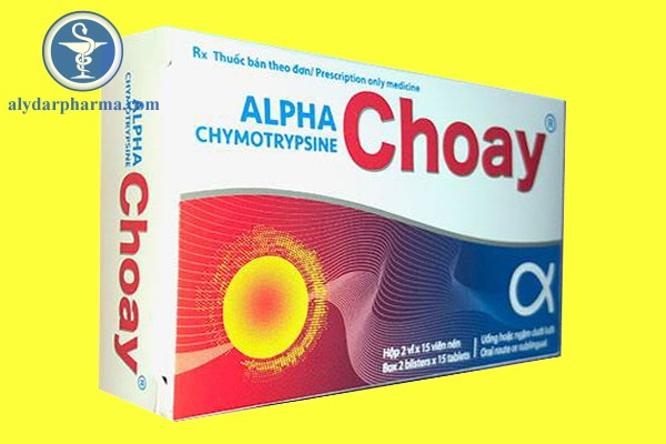 thuốc Alpha Choay mới nhất hiện nay