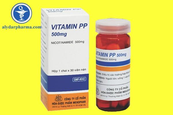 Bảo quản Vitamin PP đúng cách