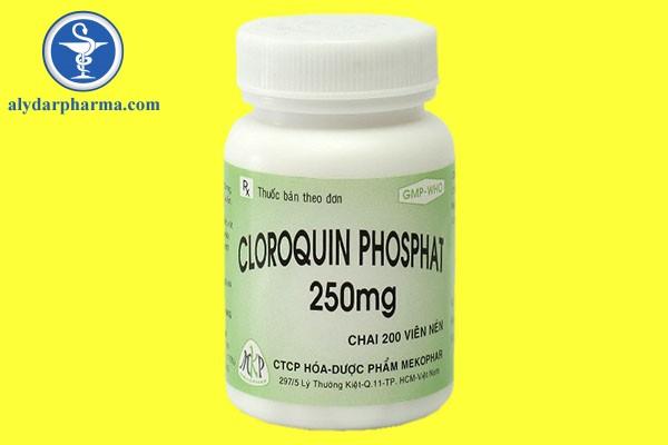 Tác dụng của thuốc Chloroquine