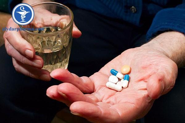 Dùng thuốc đúng cách, liều lượng và tần suất được chỉ định