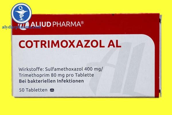 Thuốc Cotrimoxazol có tác dụng gì ?