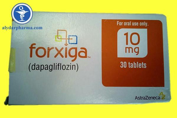 Quá liều và cách xử trí thuốc Forxiga