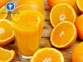 5 lợi ích không ngờ của nước cam