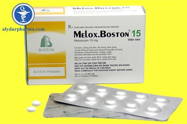 MELOX BOSTON 15