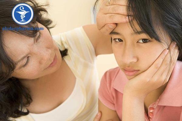 Nhiễm trùng strep nếu không được điều trị sớm bệnh có thể tiến triển thành sốt thấp khớp.