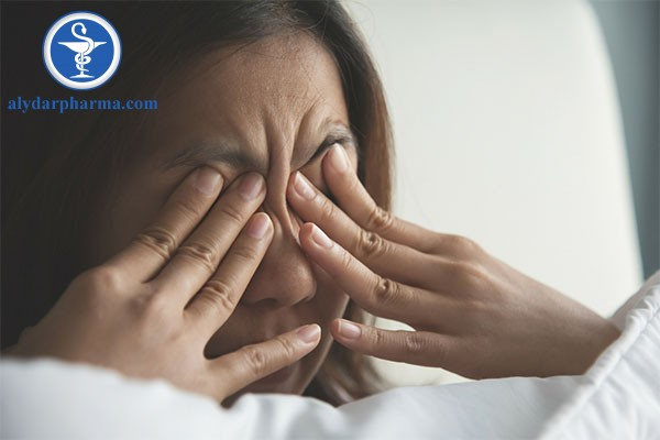 Chlorpheniramin Maleat có thể làm mờ mắt, gây buồn ngủ.