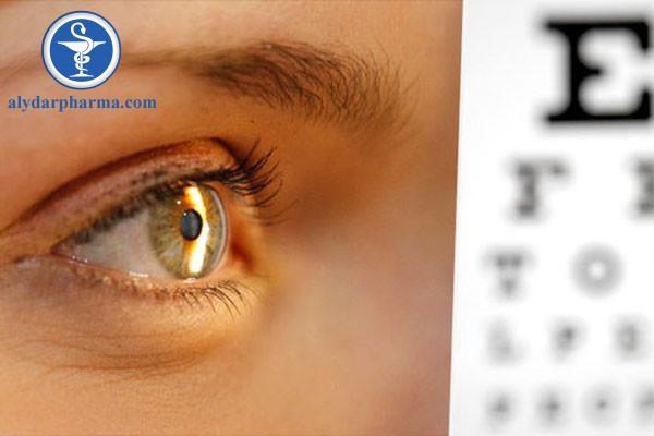 DùngChloroquine liều cao và kéo dài có thể ảnh hưởng tới thị lực.