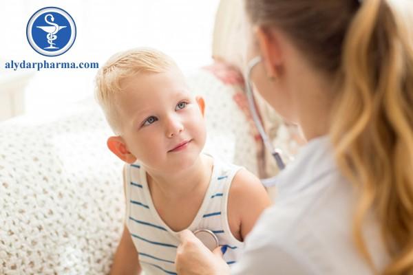 Cho trẻ đi khám bác sĩ trong các trường hợp sau