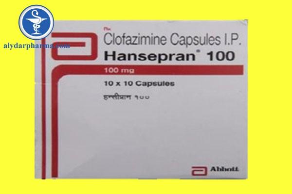 ThuốcClofazimin được chỉ định điều trị bệnh phong.