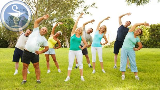 Để giảm cholesterol trong máu bạn nên tập luyện điều độ
