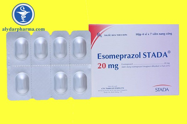 Tác dụng của thuốc esomeprazole