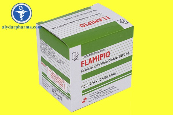 Chống chỉ định khi sử dụng thuốcFlamipio