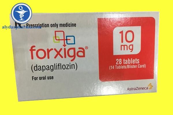 Tác dụng không mong muốn của thuốc Forxiga