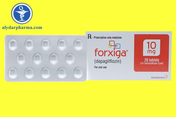 Thuốc Forxiga là thuốc gì?