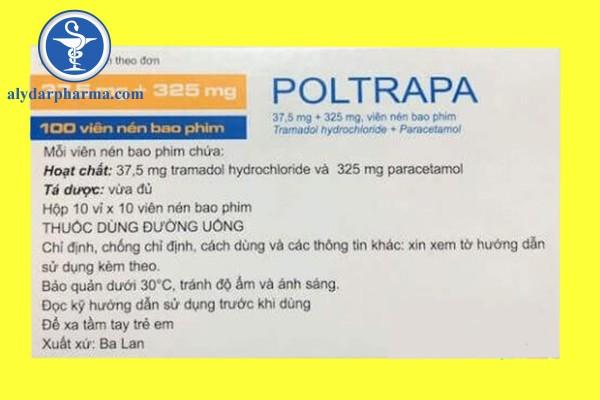 Thuốc Poltrapa có tác dụng gì?
