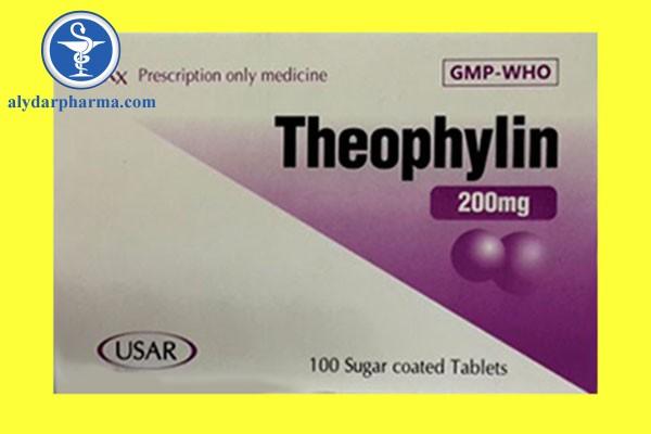 Những điều cần lưu ý khi sử dụng thuốc Theophylin
