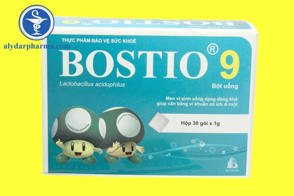 Công dụng thuốc BOSTIO 9