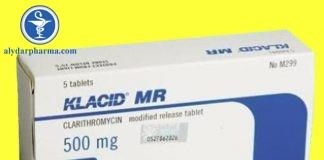 Klacid® MR là thuốc gì?