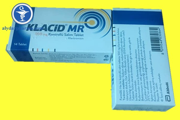 Những lưu ý trước khi dùng thuốc Klacid® MR điều trị bệnh