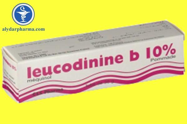 Những lưu ý trước khi dùng thuốc Leucodinine B®