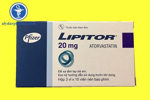 Tác dụng thuốc Lipitor® như thế nào?