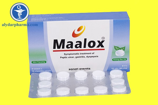 Thuốc Maalox là thuốc gì
