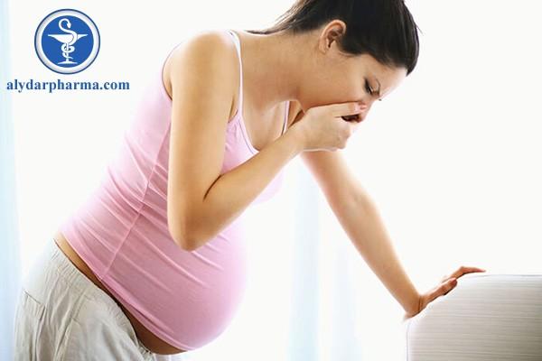 Nhạy cảm đặc biệt với mùi là dấu hiệu mang thai