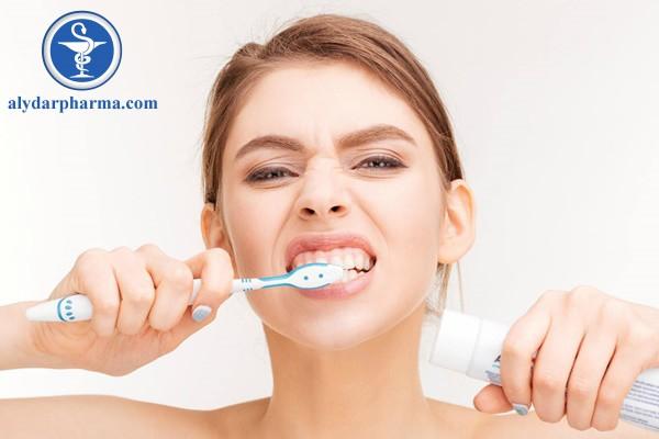Những vấn đề bất ổn thường gặp khi chăm sóc răng miệng