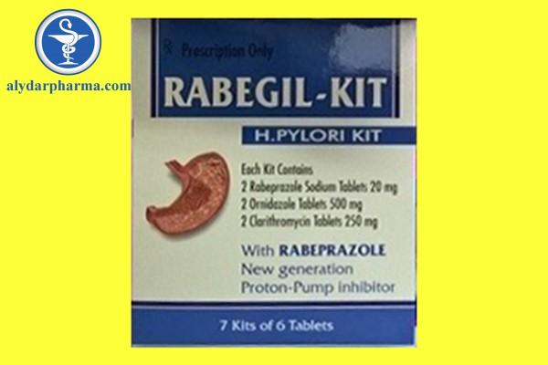 Chỉ định của thuốc Rabegil kit