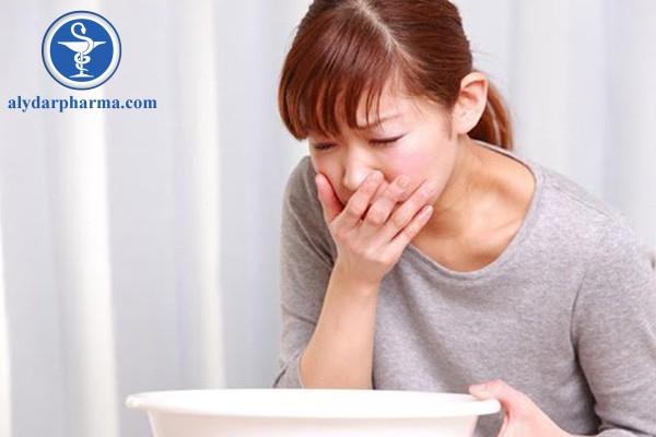 Đi khám bác sĩ ngay lập tức nếu các triệu chứng này kéo dài hơn 1 đến 2 giờ hoặc nếu bạn bị sốt