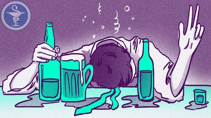Sự khác biệt giữa say bia và say rượu