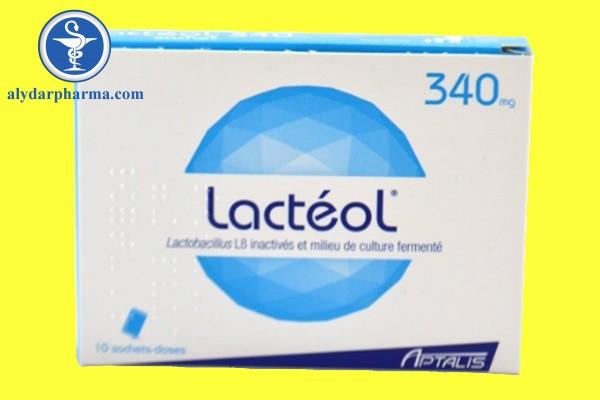 Hướng dẫn về liều dùng thuốc Lacteol®
