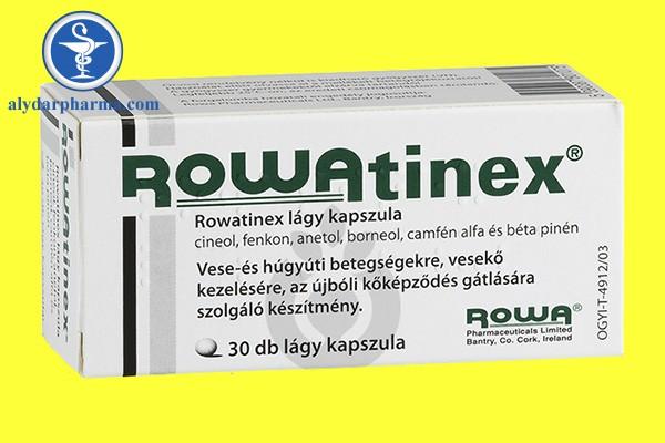 Thông tin về thuốc Rowatinex