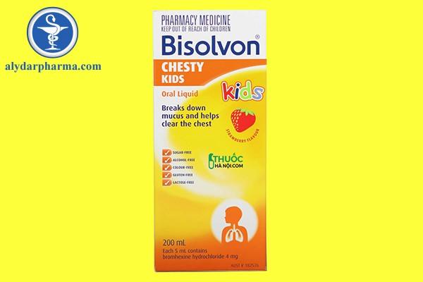 Thuốc Bisolvon
