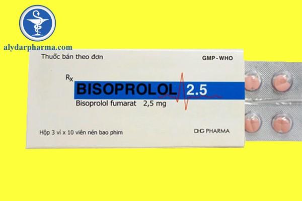 Thuốc Bisoprolol