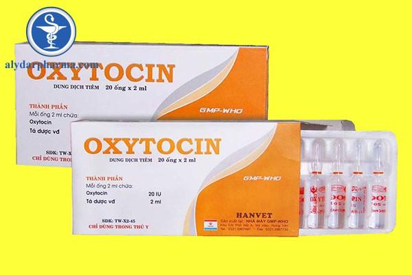 Thông tin về thuốc Oxytocin
