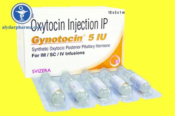 Tác dụng phụ khi sử dụng Oxytocin
