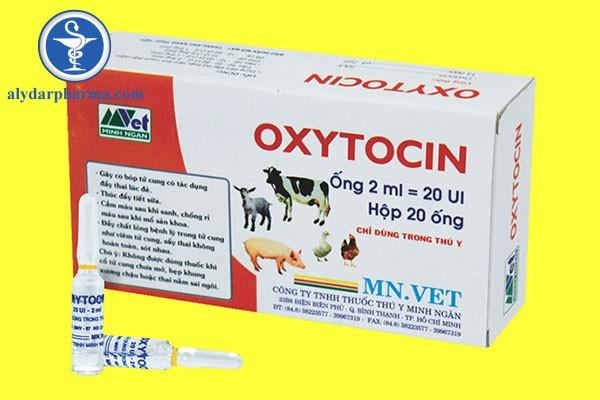 Thận trọng cảnh báo khi sử dụng Oxytocin