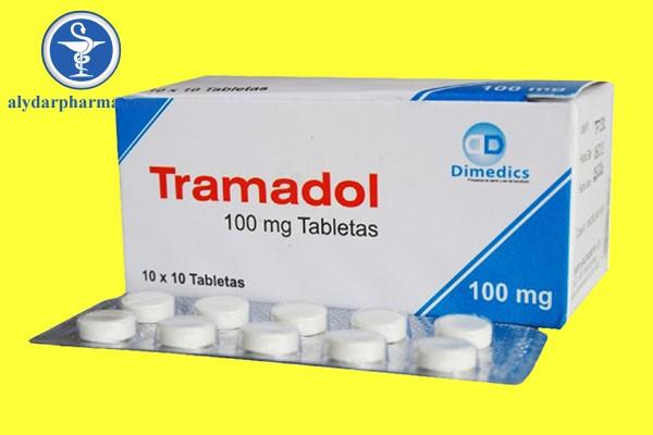 Những thông tin về thuốc Tramadol