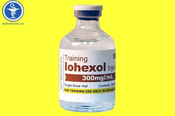 Tìm hiểu những tác dụng phụ khi dùng thuốc Iohexol