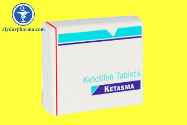 Hướng dẫn về cách dùng thuốc Ketasma® an toàn