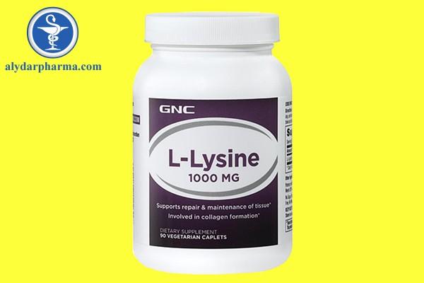 Thông tin về thuốc lysine