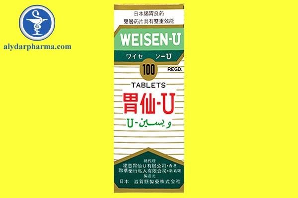 Thuốc Weisen - u là thuốc gì?