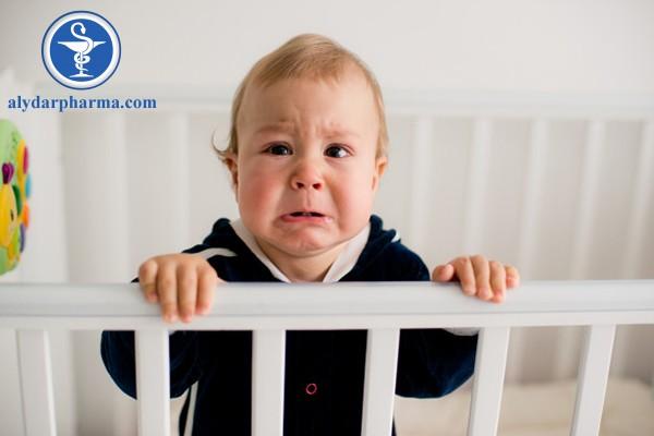 Mỗi ngày một trẻ sơ sinh khóc từ 1-3 tiếng đồng hồ