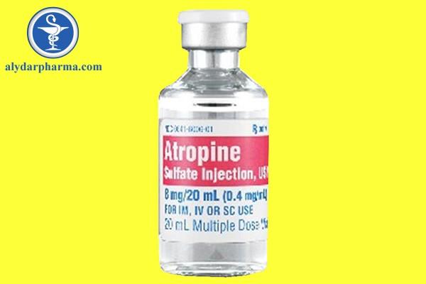 Thuốc Atropine là gì?