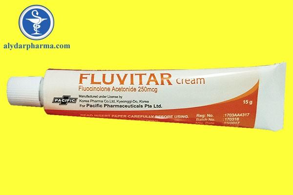 Bác sĩ vẫn hay chỉ định dùng thuốc Fluvitar-N để điều trị nhiều bệnh ngoài da
